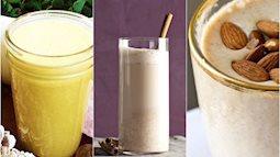 Uống 3 món đồ uống này thay cho bữa sáng, sau 1 tháng không chỉ giảm cân mà da còn mịn đẹp hơn hẳn!