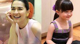 """Dù là chủ nhân bữa tiệc sinh nhật mừng tuổi 35, """"Mỹ nhân đẹp nhất Philippines"""" vẫn bị lu mờ trước nhân vật này"""