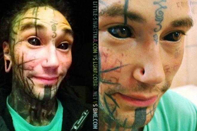 Chàng trai có gu thẩm mỹ mặn nhất thế giới: Xăm kín cả người và độ lại một số bộ phận cơ thể - Ảnh 4.