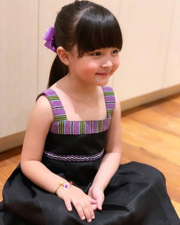 Tiệc sinh nhật tuổi 35 của mỹ nhân đẹp nhất Philippines: Nhan sắc cực phẩm, con gái gây chú ý vì tặng món quà bất ngờ - Ảnh 4.