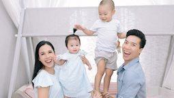 Quốc Nghiệp - Ngọc Mai tung bộ ảnh gia đình đẹp lung linh, chỉ nhìn thôi cũng thấy hạnh phúc ngập tràn