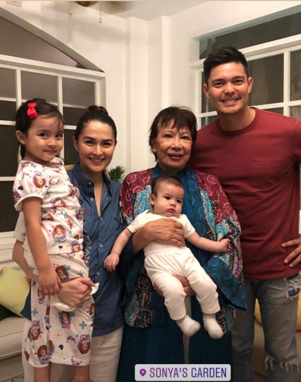 Tiệc sinh nhật tuổi 35 của mỹ nhân đẹp nhất Philippines: Nhan sắc cực phẩm, con gái gây chú ý vì tặng món quà bất ngờ - Ảnh 8.
