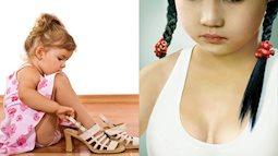 8 việc đơn giản nhưng các bậc cha mẹ buộc phải làm hết để kìm hãm dậy thì sớm ở trẻ
