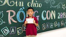 Bức thư cha gửi con nhân ngày đầu đi học khiến nhiều người giật mình