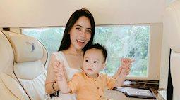 Sau gần 2 năm sinh con đầu lòng, ca nương Kiều Anh tiết lộ muốn đẻ thêm 3 - 4 đứa mới đủ