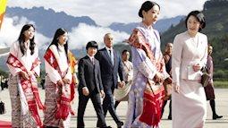 Danh tính Công chúa Bhutan đang khiến cộng đồng mạng phát sốt với khí chất ngút ngàn: Xinh đẹp bậc nhất, học vấn đỉnh cao cùng người chồng hoàn hảo
