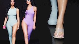 Chị em Kim và Kylie mặc đồ bó sát khoe body đồng hồ cát vạn người mê, nhưng lại mắc lỗi photoshop khó đỡ thế này?