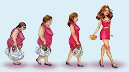 Mắc 7 sai lầm này, chúng ta béo vẫn hoàn béo, thậm chí tăng cân vùn vụt