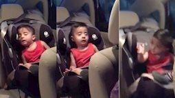 Góc fan chân chính: Đang ngủ mà vẫn bật dậy nhảy múa khi nghe tiếng nhạc Baby Shark, cậu bé khiến dân mạng cười lăn lóc