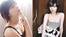Vòng 1 sexy thế này mà Goo Hye Sun vẫn bị chồng chê 'không đủ gợi cảm'