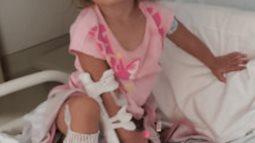 Buồn bực vô cớ, người phụ nữ nhúng chân cháu gái 2 tuổi vào nước sôi cho hả giận, khiến cô bé bị bỏng nặng có nguy cơ phải cắt chân
