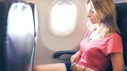 Đâu là ghế ngồi tốt nhất khi đi máy bay?
