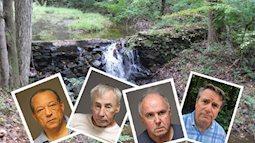 Thử chơi lớn, 6 cụ ông và cụ bà tuổi gần đất xa trời bị cảnh sát bắt trọn vì cùng nhau 'mây mưa' ngay giữa rừng