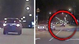 Lấy trộm ô tô của mẹ phóng 'bạt mạng' trên xa lộ, bé trai 8 tuổi nói: 'Cháu chỉ muốn lái xe một chút thôi'