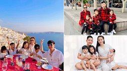 Đây là những gia đình đông con nhất showbiz Việt, số 1 ai cũng biết, còn lại nhiều người bất ngờ