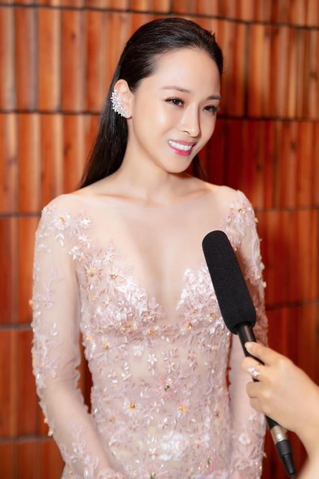 Trương Hồ Phương Nga hiếm hoi tái xuất showbiz, tiết lộ tăng 4 kg sau nửa năm tại ngoại - Ảnh 3.