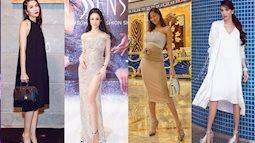 Victoria Beckham từng hối hận vì đi giày cao gót khi mang thai, nhiều sao Việt vẫn bất chấp khiến mọi người thót tim
