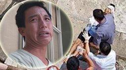 Bố của bé trai 10 tuổi bị người thân chém đứt lìa bàn tay ở Bắc Giang: 'Giờ tôi chưa dám lại nhìn con'