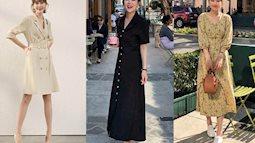 """4 kiểu váy đáng sắm nhất mùa Thu 2019, nàng công sở xem qua cũng """"tậu"""" được vài cái"""