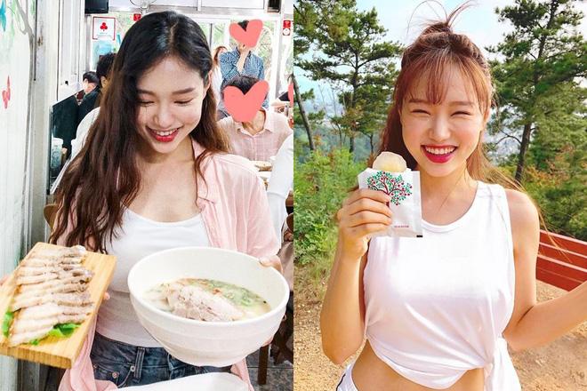 Học ngay loạt bí kíp nhỏ mà có võ giúp nàng PT Hàn Quốc giữ dáng chuẩn, ăn nhiều cũng không lo béo - Ảnh 4.