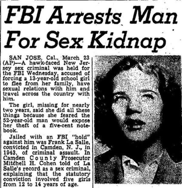 Chuyện nàng Lolita đời thực: Bị người đàn ông trung niên giam giữ, lạm dụng suốt 2 năm trời, đến khi tìm được tự do lại qua đời thương tâm - Ảnh 5.