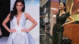 Thách thức cả dàn thí sinh Miss Universe 2019, Khánh Vân - học trò Hương Giang, catwalk thần sầu trên đôi cao gót cà kheo cao cả tấc