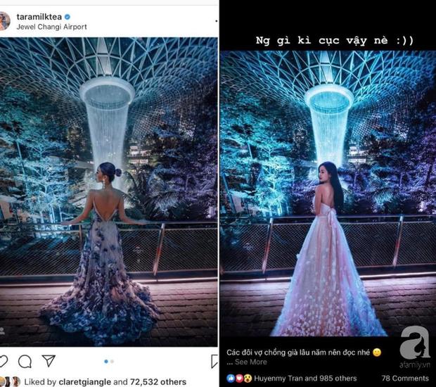 """Nữ travel blogger bị vợ 2 Minh Nhựa """"mượn"""" ảnh để """"sống ảo"""": Hơn 1,3 triệu người theo dõi trên Instagram, hàng xịn nó phải khác! - Ảnh 1."""