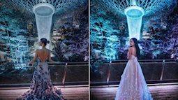 """Nữ travel blogger bị vợ 2 Minh Nhựa """"mượn"""" ảnh để """"sống ảo"""": Hơn 1,3 triệu người theo dõi trên Instagram, hàng xịn nó phải khác!"""