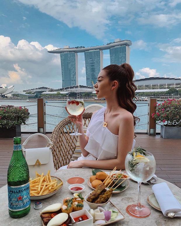 """Nữ travel blogger bị vợ 2 Minh Nhựa """"mượn"""" ảnh để """"sống ảo"""": Hơn 1,3 triệu người theo dõi trên Instagram, hàng xịn nó phải khác! - Ảnh 28."""