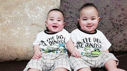 Hy hữu: Mẹ Việt mang song thai nhưng trải qua 2 lần đau đẻ, bé Ying sinh thường, bé Heng sinh mổ, cách nhau đến 6 ngày
