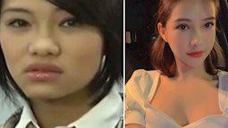 10 năm hành trình nhan sắc của Lưu Đê Ly: Từ cô gái cằm thô, mũi thấp đến nhan sắc sau 6 ca phẫu thuật thẩm mỹ ở Hàn được khen tới tấp