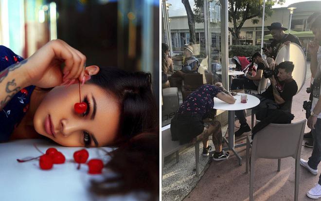 Nhiếp ảnh gia phơi bày sự thật đằng sau những bức ảnh hoàn hảo - Ảnh 1.