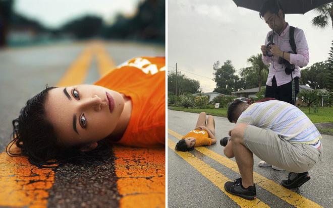 Nhiếp ảnh gia phơi bày sự thật đằng sau những bức ảnh hoàn hảo - Ảnh 4.
