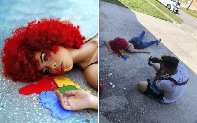 Nhiếp ảnh gia phơi bày sự thật đằng sau những bức ảnh hoàn hảo - Ảnh 9.