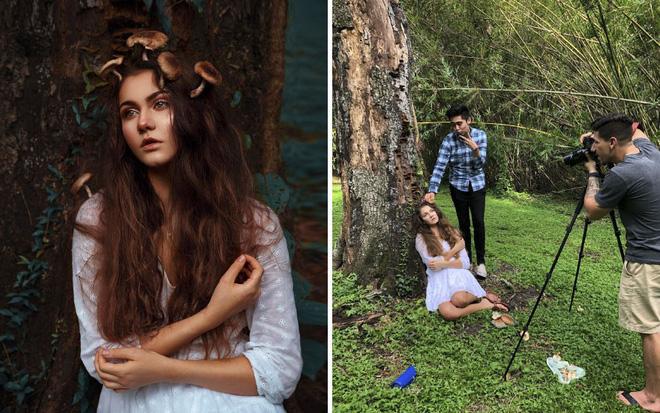 Nhiếp ảnh gia phơi bày sự thật đằng sau những bức ảnh hoàn hảo - Ảnh 18.