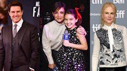 Katie Holmes 'cầu cứu' Nicole Kidman vì sợ Tom Cruise sẽ đưa bé Suri gia nhập giáo phái Scientology?