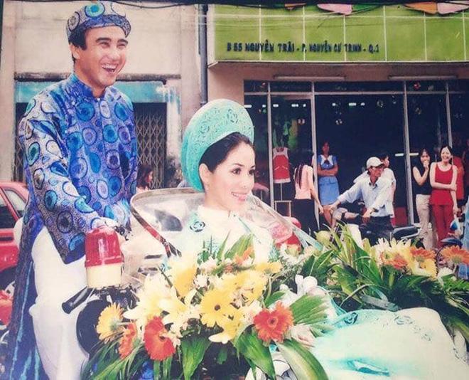 Kỷ niệm 14 năm ngày cưới, MC Quyền Linh nhắn nhủ đến bà xã điều không ngờ tới - Ảnh 3.