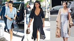 Selena Gomez có một công thức diện váy xinh tươi, bay bổng mà nàng nào diện cũng sẽ 'lên đời' phong cách