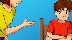 La mắng con khi bị điểm kém chỉ khiến trẻ học ngày càng kém, đây mới là cách bố mẹ nên làm