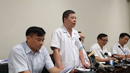 NÓNG: Bệnh viện Nhi Trung ương nói về sức khỏe bé trai 3 tuổi bị bỏ quên trên xe, phía gia đình không đồng ý tiếp xúc