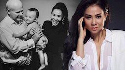 Thu Minh trải lòng khi lần đầu công bố con trai suốt 4 năm giấu kín: Những cái đẹp nhất của Minh và chồng, con lấy hết!