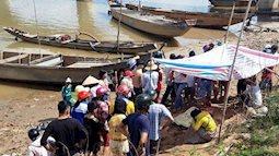 Quảng Trị: Hiện trường ám ảnh vụ bố, mẹ và con gái 1 tuổi trôi trên sông Thạch Hãn