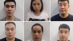 Bắt nhóm người Trung Quốc cho vay nặng lãi qua app trên mạng khiến nhiều nạn nhân sụp bẫy