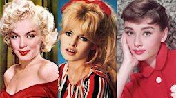 Hot trở lại 10 mỹ nhân Hollywood đẹp nhất thập niên 50: Toàn huyền thoại mọi thời đại, nữ thần thời nay sao đọ lại?