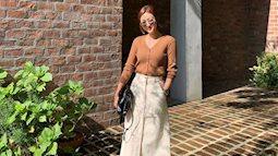Street style châu Á: Đơn giản mà vẫn cuốn hút, nàng công sở học ngay để lên đồ cho cả tuần mặc đẹp