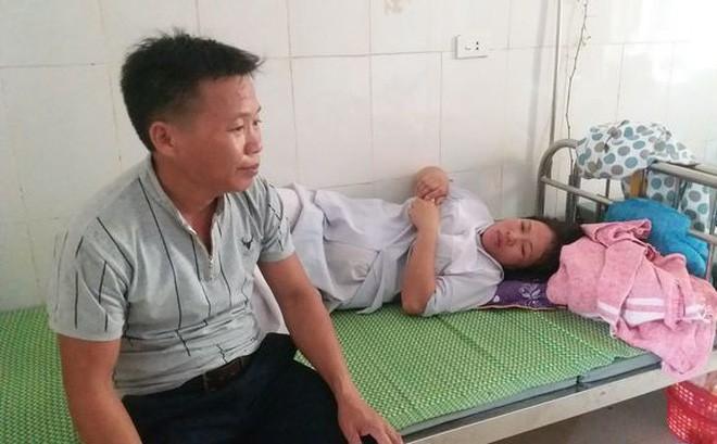 Vụ bé sơ sinh tử vong với vết đứt ở cổ: Kết luận từ công an - Ảnh 3.
