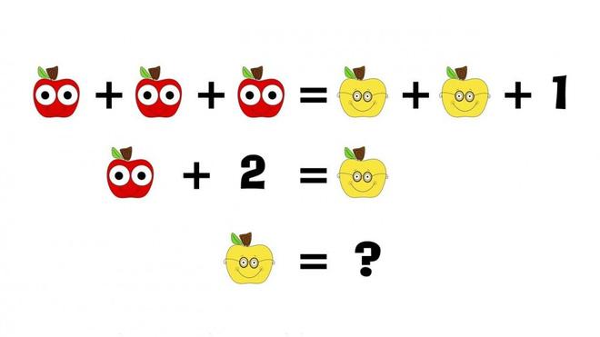 Bài toán tính số quả cho trẻ lớp 1 khiến người lớn đau đầu - Ảnh 1.