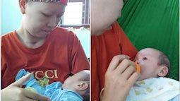 Sau 2 tháng xuất viện, cuộc sống của bé Bình An và mẹ ung thư vú giai đoạn cuối ra sao?