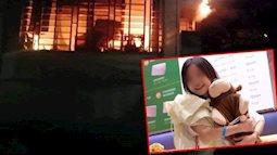 Sau trận cãi vã, con gái châm lửa đốt nhà làm bố thiệt mạng, biết tin ai cũng ngỡ ngàng bởi hung thủ từng là 'con nhà người ta' chính hiệu
