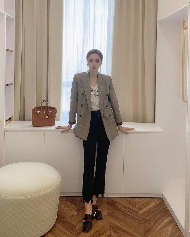Vbiz có 3 tấm gương mặc áo blazer siêu đẹp siêu chất, đó là Phạm Thanh Hằng, Hương Giang và Yến Trang - Ảnh 9.